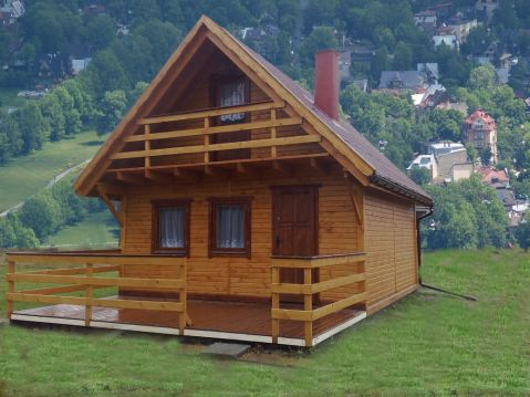 Domy z Drewna - całoroczne domy z drewna, mieszkalne, letniskowe i rekreacyjne