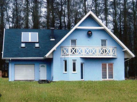 Domy mieszkalne Błękitny