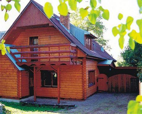 Domy mieszkalne Żuraw 89m2